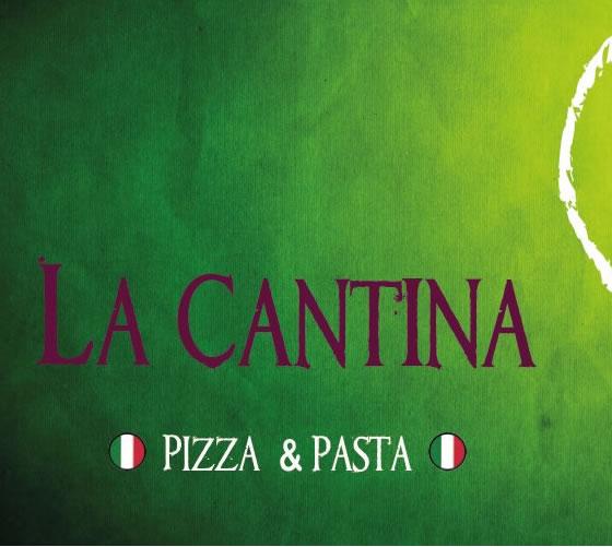 restaurante pizzeria la cantina