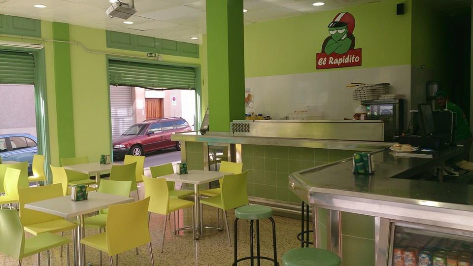 Pizzeria el rapidito en las palmas - Pizza rapid silla ...