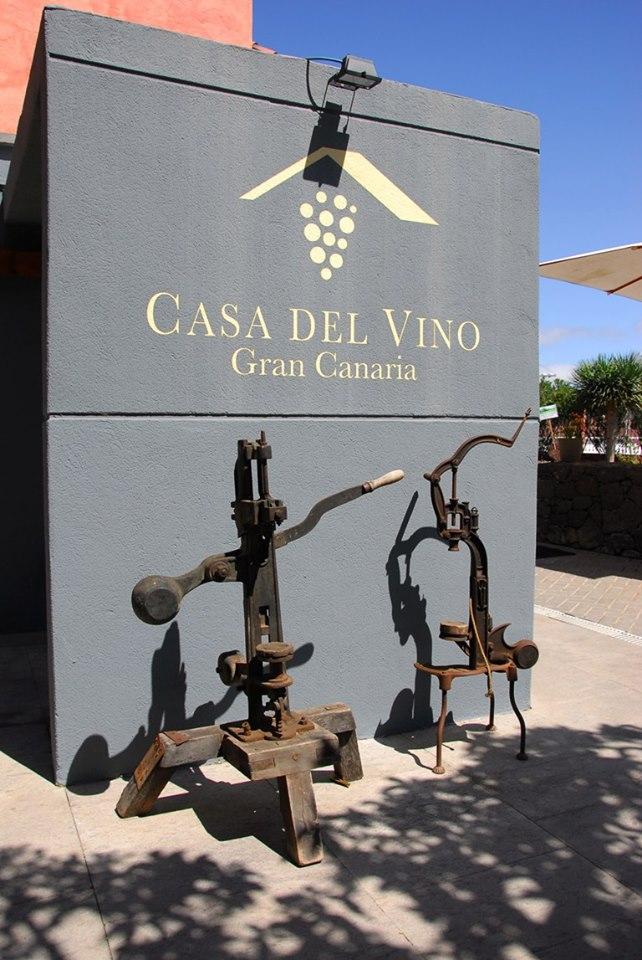 La Casa Del Vino En Santa Brigida